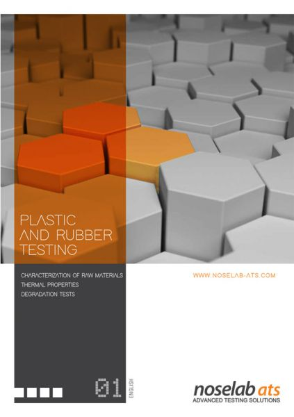 PLASTIC AND RUBBER TESTING